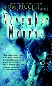 November Mourns Cover