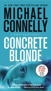 Michael Connelly book cover