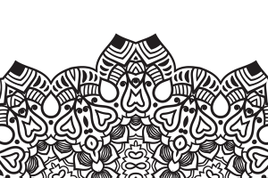 Awesome Mandalas: An Adult Coloring Book (Vol. 1)